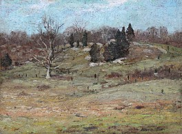 Upcoming Exhibitions: Our Man in the Field: An exhibition and sale of paintings by 