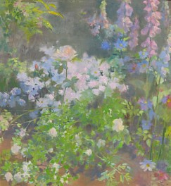 Past Exhibitions: Summer Gardens Jun  3 - Jul 23, 2016